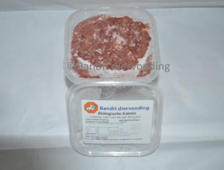 Bandit KAT Vleesmix Rund 300 / 480 gram