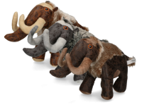 Elegant Mammoth Donkerbruin