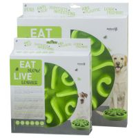 Eat Slow Live Longer - Circle (S)