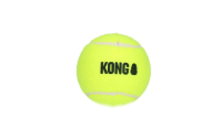 Kong Air Squeaker Tennis Ball XL 10,1 cm 1stuk
