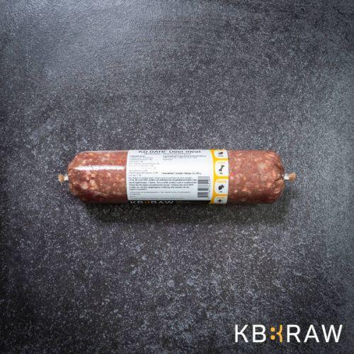 KB Barf - Gemalen Hertenvlees 500gr