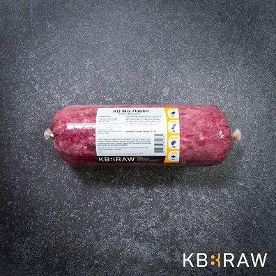 KB Mix - Konijn 1000gr